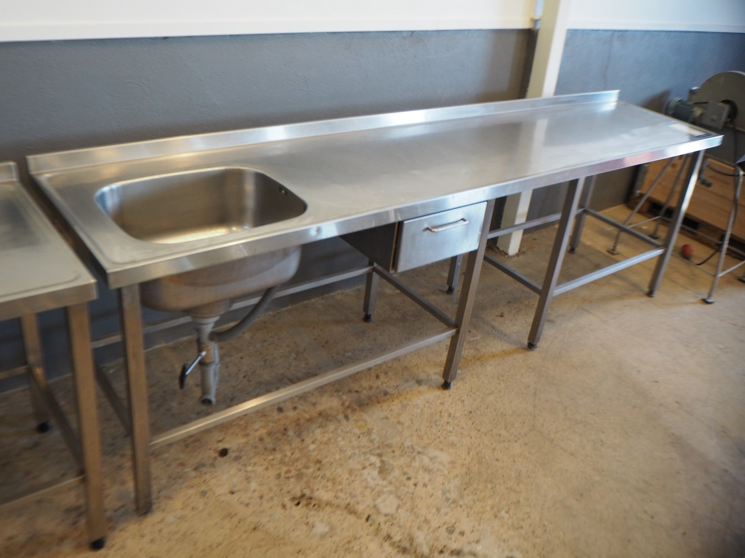 NN sink - Sinks - Food processing - Online auction machinery for the ...