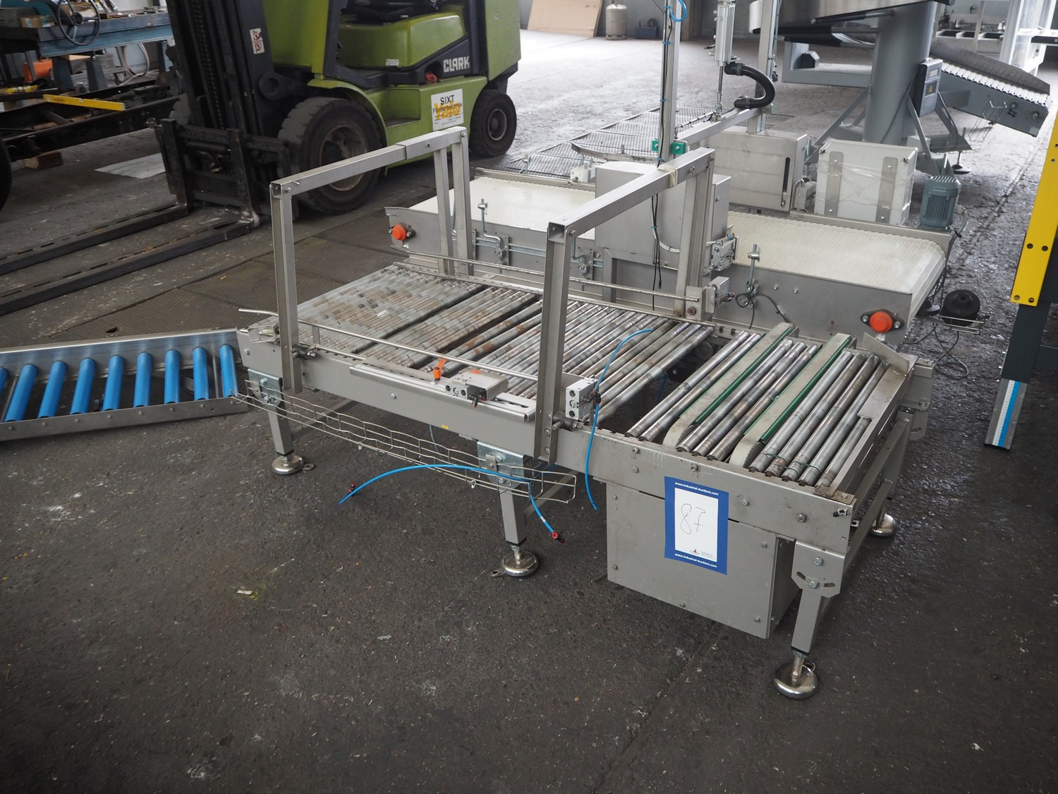 Blueprint automation roller conveyor transport belts online 364 87 blueprint automation malvernweather