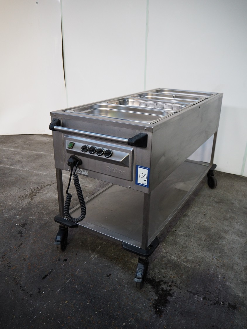 Rieber Heaters Food Processing Online Auction Machinery For
