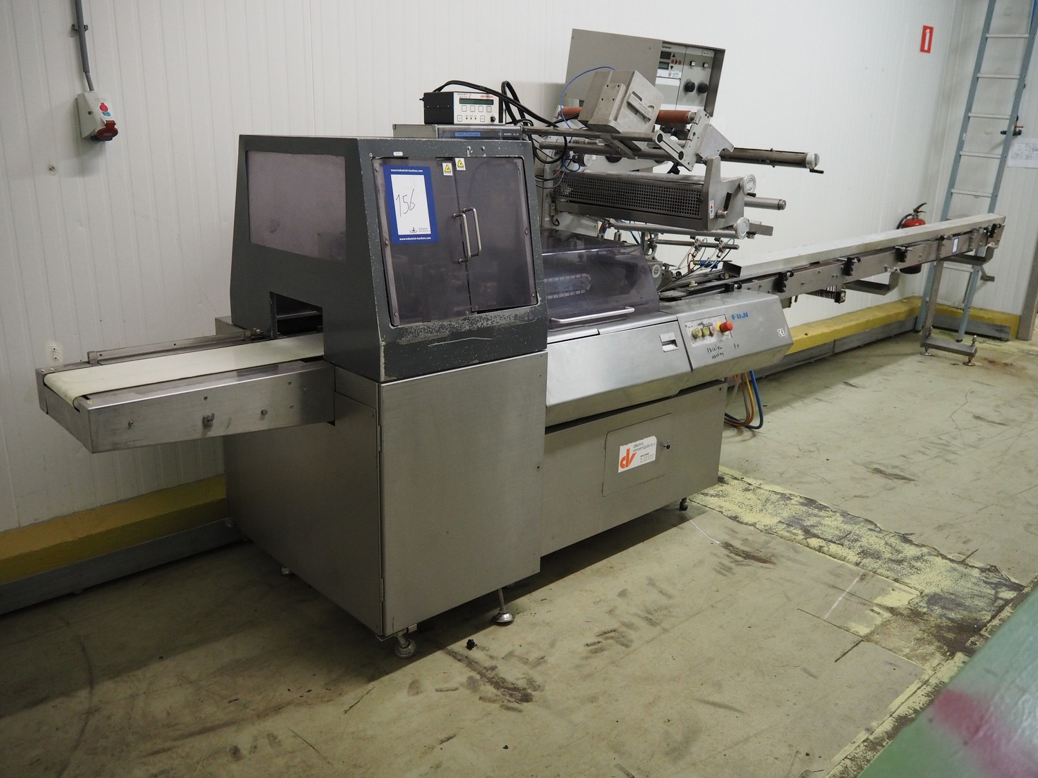 Fuji - Packaging machines - Food processing - Online auction
