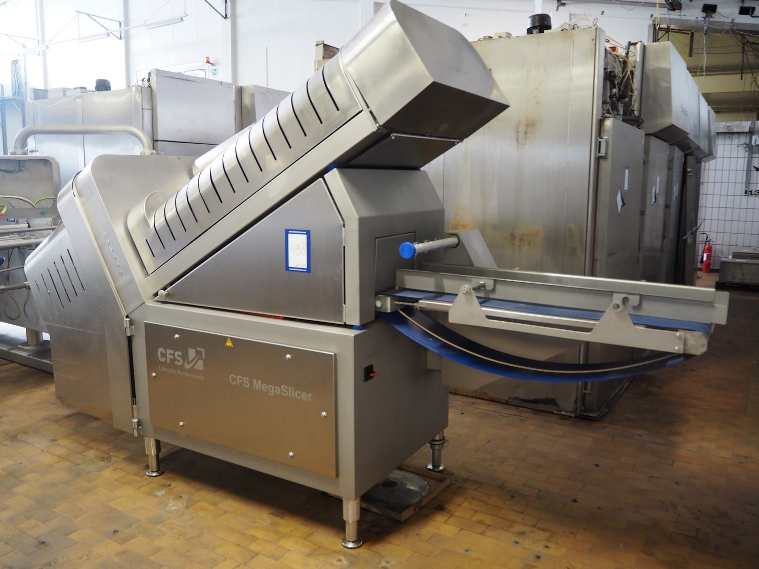 CFS - Slicers - Food processing - Online auction machinery