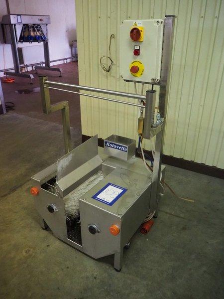 Rotovetta - Hygiene technology - Food processing - Online ...
